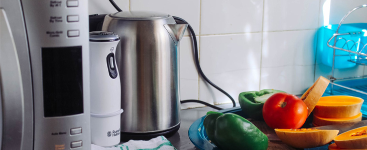 Reduce dependence on appliances