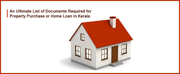 Property Documents Required for Home Loan