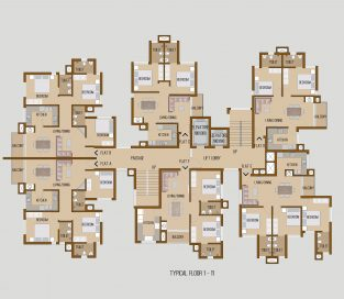 TYPICAL-FLOOR-PLAN-1-11th