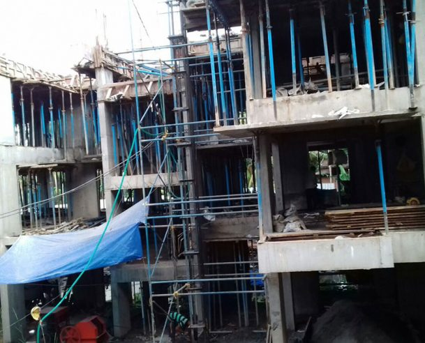 SECOND FLOOR COMPLETED 18/08/2015
