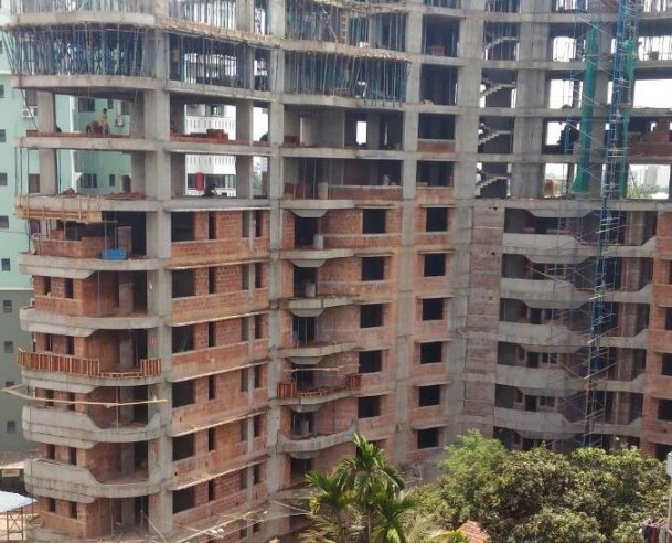 13th FLOOR STRUCTURAL WORK : 10-03-2018