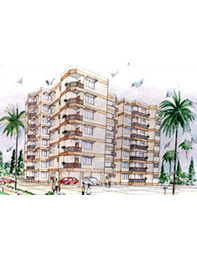 Madhavi Apartments Calicut