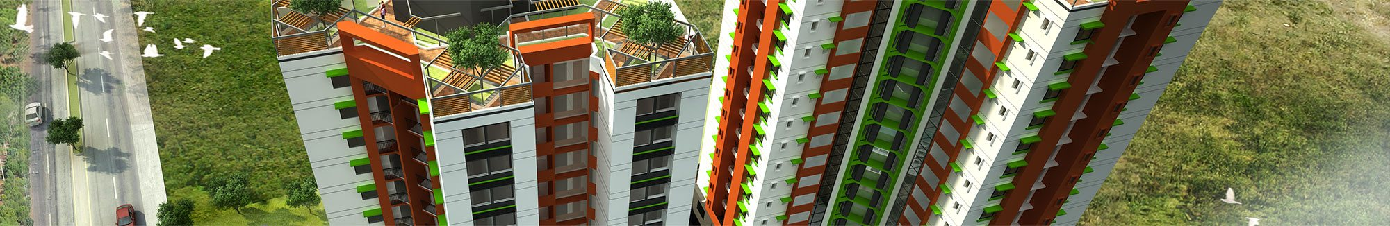 Luxury Flats & Apartments in Calicut, Kannur, Kozhikode, Aluva