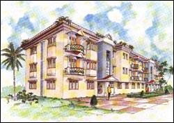 Hema Apartments
