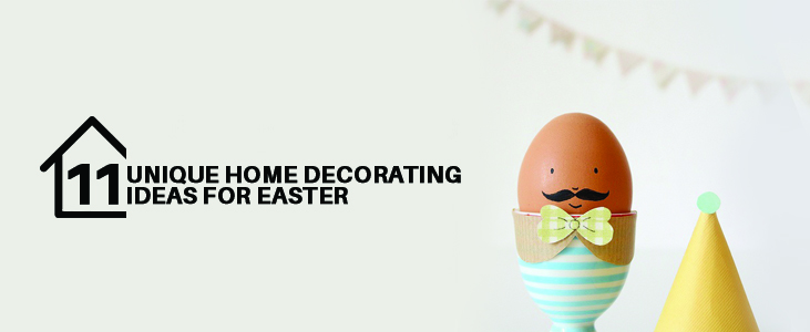 Home decoration ideas for easter
