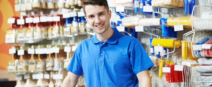 Talk to a sales person at your local paint store