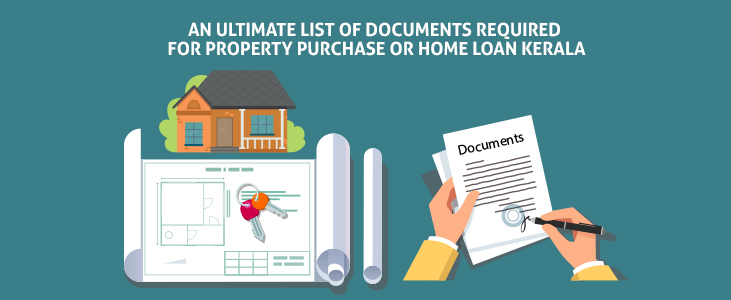 Property Document Required for Home Loan