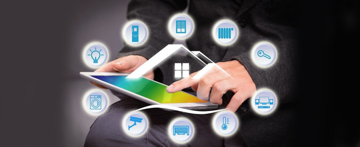 Advantages and Disadvantages of Smart Homes on Smart-security-systems