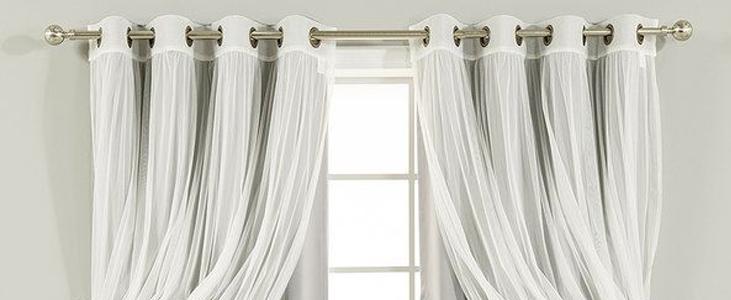 Short Curtains