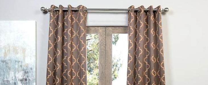 Curtains With a Panel Pair