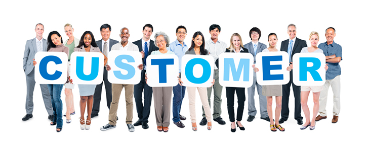 Communicate with builders' recent customers