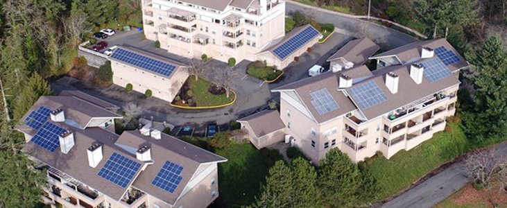 Benefits of Solar Power for Apartments