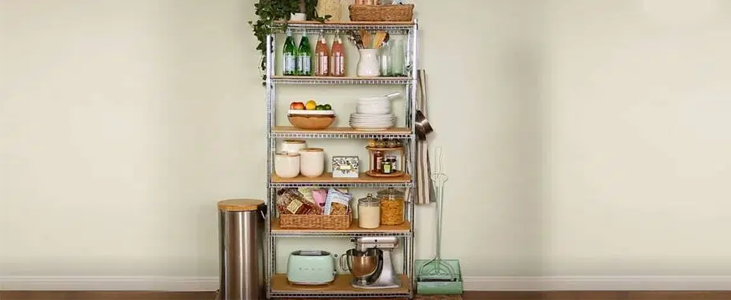 Make Your Own Pantry for Kitchen