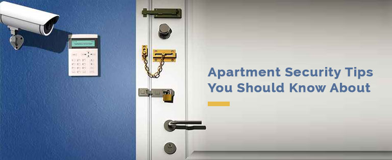 Apartment Security Tips