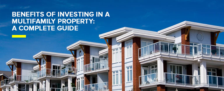 Investing in a Multi-Family Property