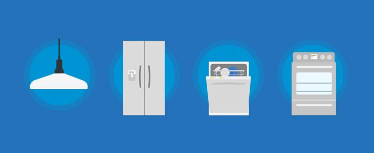 Ensure Your Appliances are Energy Efficient