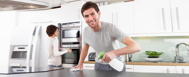 Kitchen-counters-must-be-wiped-clean-each-day