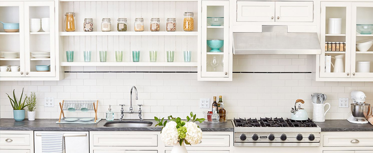 Use Your Kitchen Walls