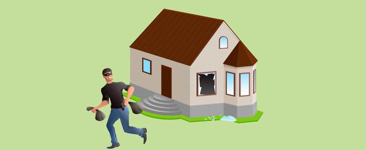 Types of property Insurance Burglary Insurance