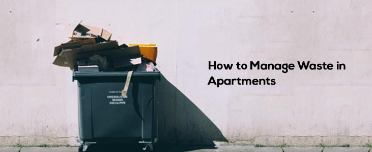 home waste management in apartments