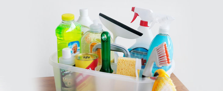 Things you need to Cleaning for new house