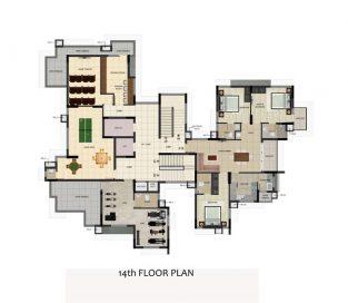 14th floor