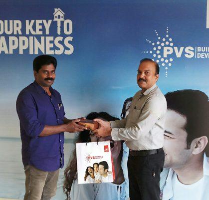 Key Handing Over