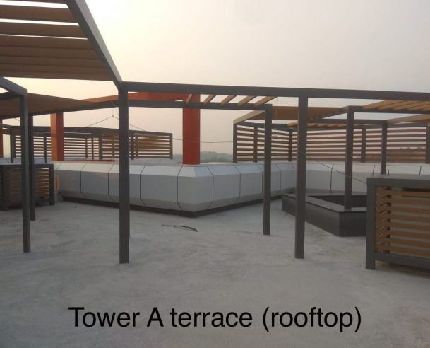 TOWER A - ROOF TOP : 28-02-2021