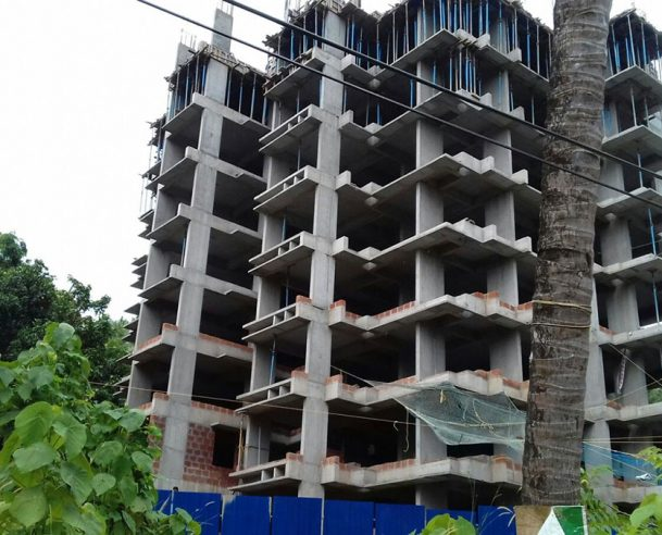 8TH FLOOR STRUCTURAL WORK 11/11/15