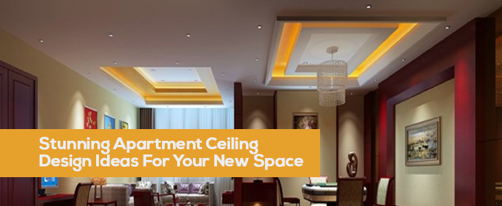 Stunning Apartment Ceiling Design Ideas For Your New Space