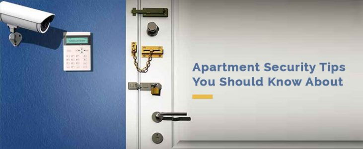 Apartment Security Tips You Should Know About