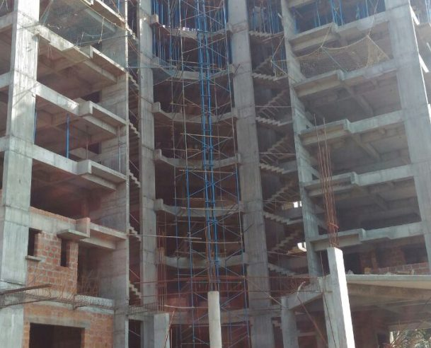 TOWER B 6TH FLOOR COMPLETED 02.01.17
