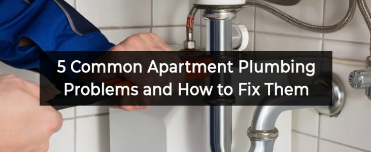 What are the Apartment Plumbing Problems and Solutions