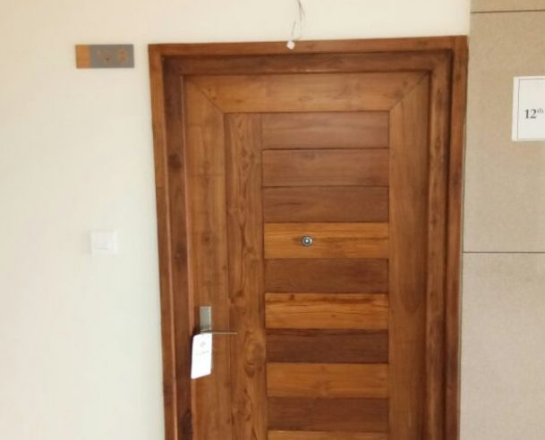 DOOR POLISH WORK COMPLETED 1-8-17