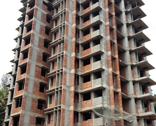 14TH FLOOR STRUCTURAL WORK COMPLETED 10.02.16