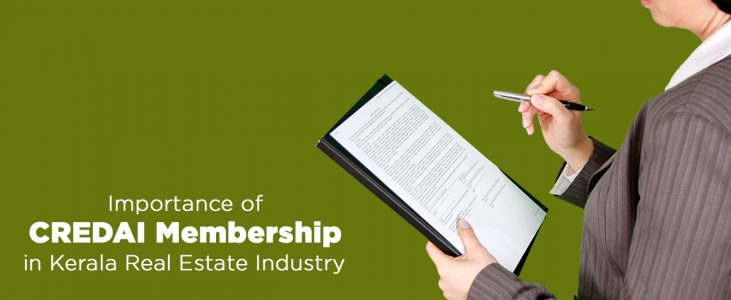 Importance of CREDAI Membership in Kerala Real Estate Industry