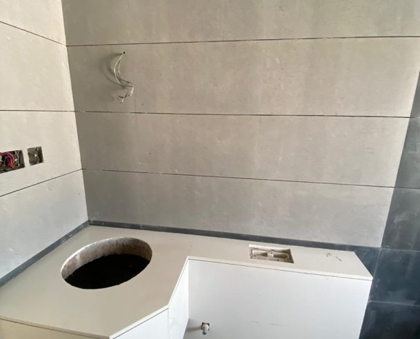 TILING IN TOILET : 29-2-2020