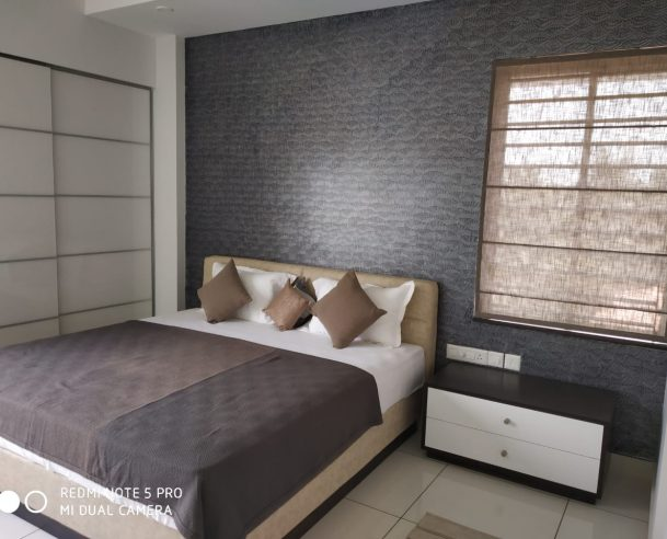 MOCK UP FLAT - BEDROOM 31-03-2019