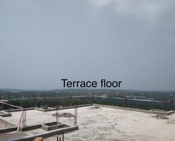 TERRACE FLOOR : 28-02-2021