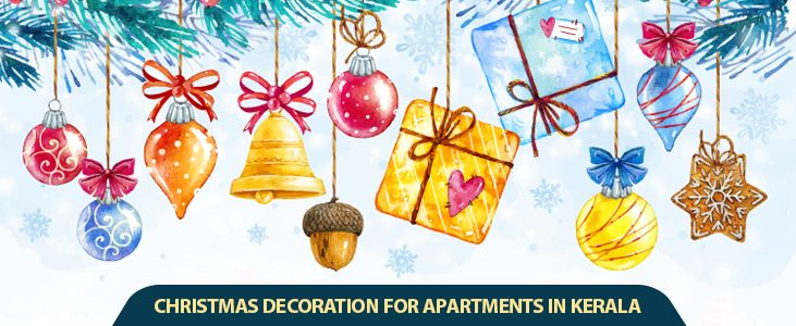 Christmas Decoration For Apartments In Kerala