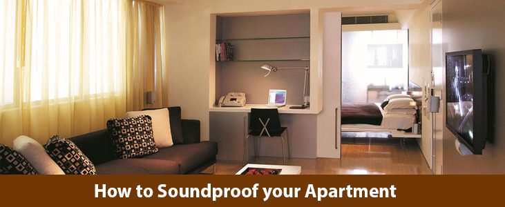 How To Soundproof Your Apartment Within A Low Budget