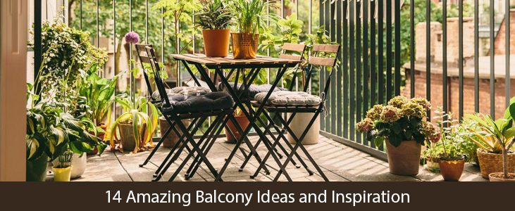 Amazing Apartment Balcony Design Ideas And Inspiration