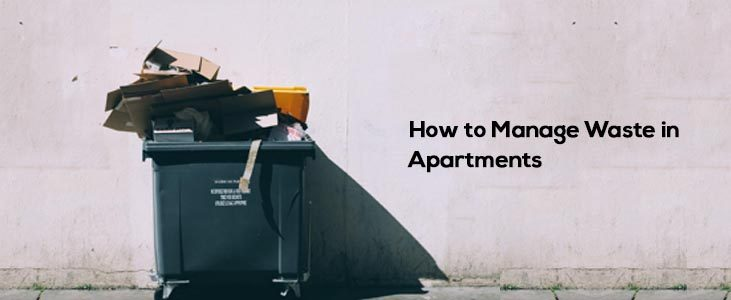 Home Waste Management Ideas For Apartments