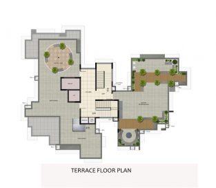 Terrace floor Plan