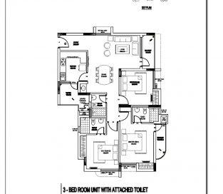 TYPE C (1640 sq.ft)